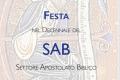 FESTA DEL DECENNALE DEL SAB – SETTORE APOSTOLATO BIBLICO